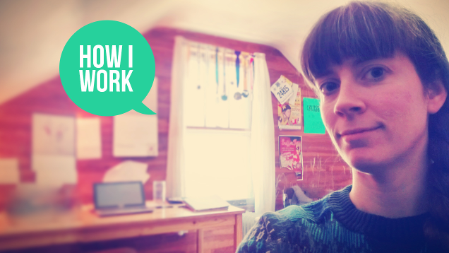 How We Work (Out), 2015: Beth Skwarecki's Gear and Productivity Tips