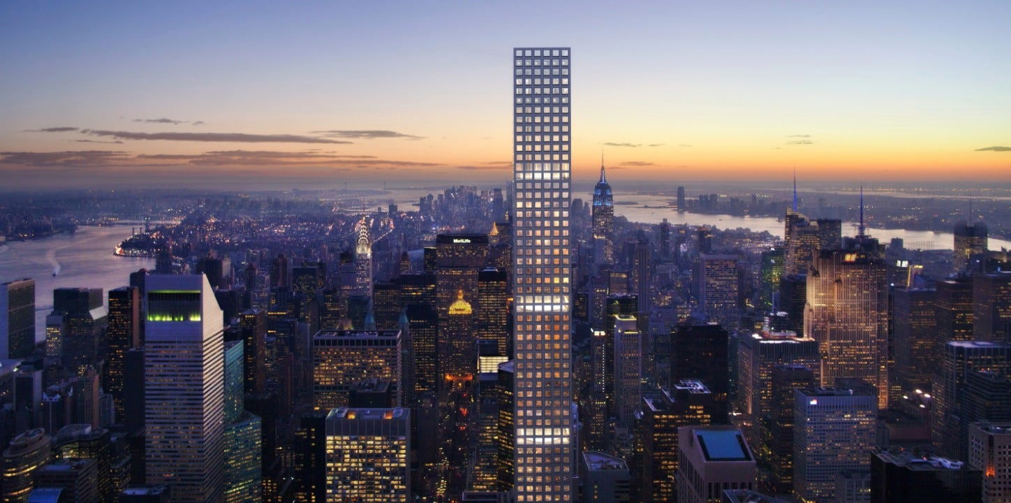 Vanity Fair Says Architecture, Like Women, Can Never Be Too Thin