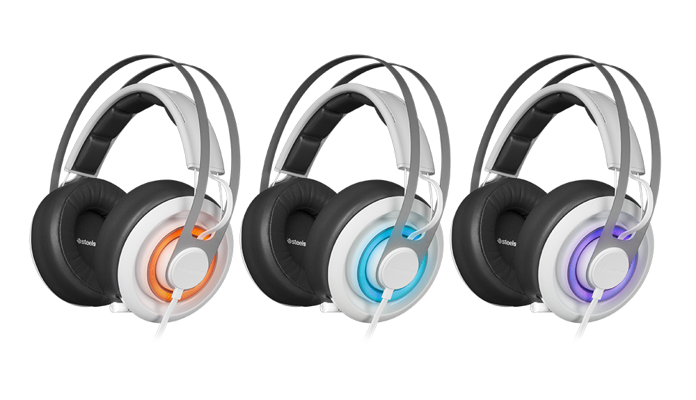 The SteelSeries Siberia Headset Line Is All-New, Relatively Different
