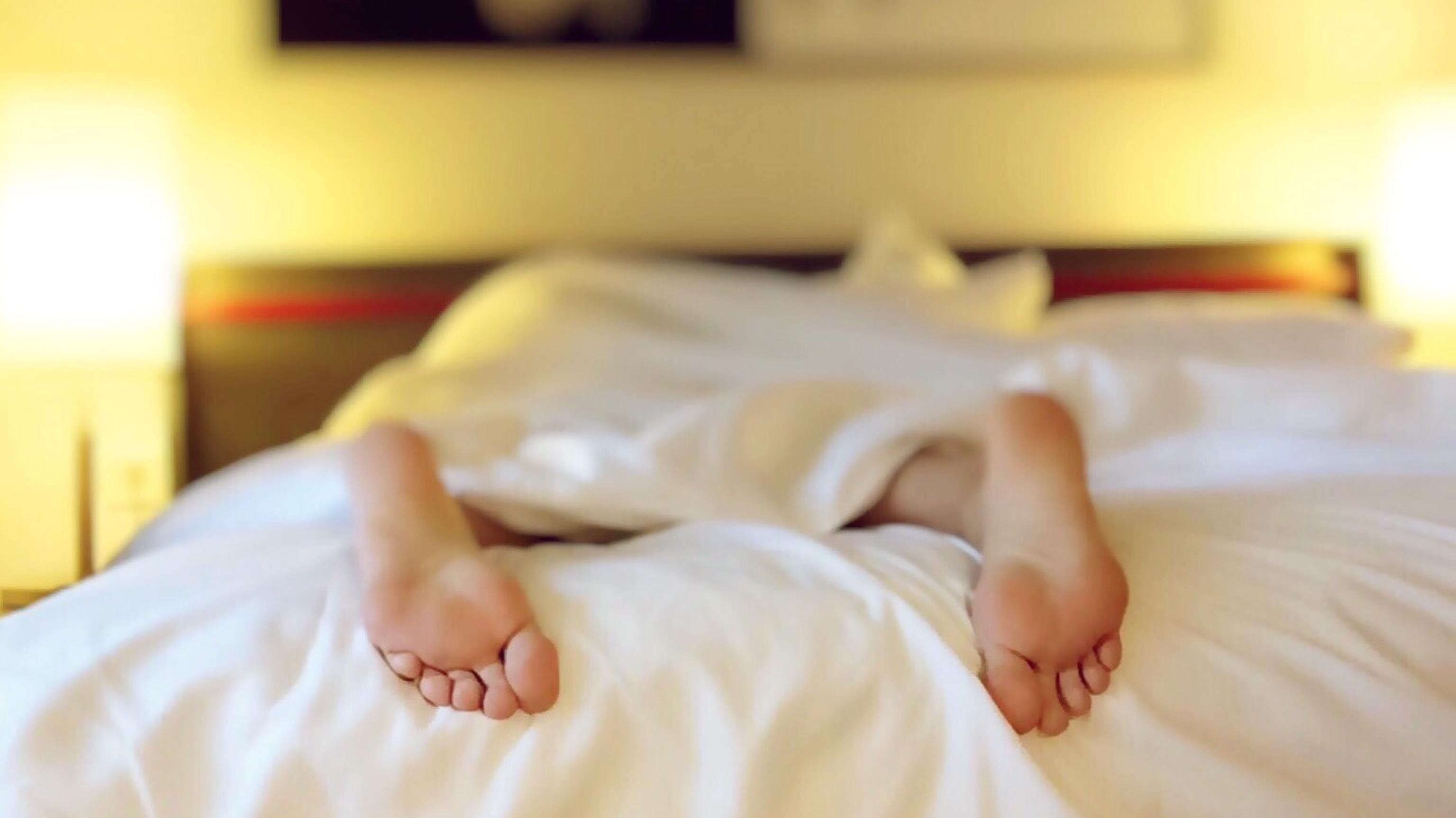 Study Links A Happy, Peaceful Mind To Sweet Dreams