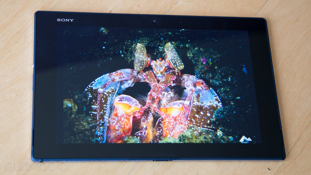 Sony Xperia Z2 Tablet Review: Hardware Triumph, Software Facepalm