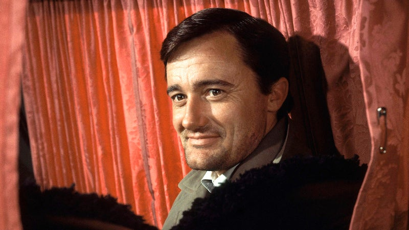 Robert Vaughn, The Man From UNCLE, Has Died