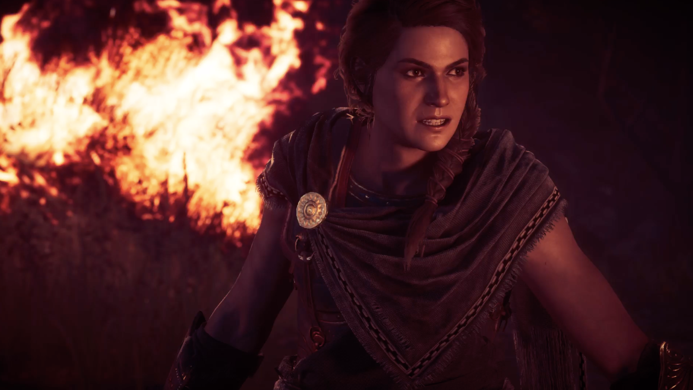 Assassin's Creed Odyssey's Bloodline Expansion Is A Solid End To A Divisive Saga