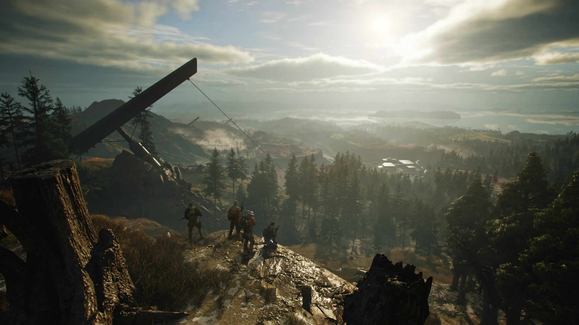 Ghost Recon: Breakpoint's Survival Elements Keep The Game Tense