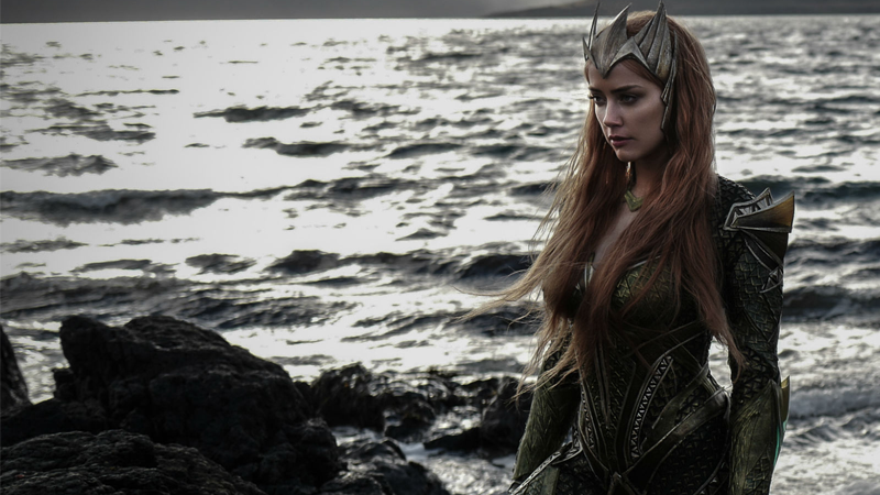 Our First Look At Justice League's Mera, Queen Of Atlantis