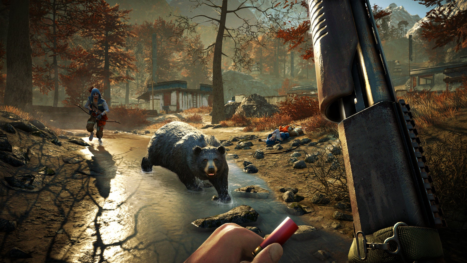 Far Cry Could Be Going In Some Crazy Directions