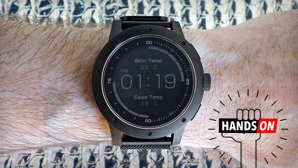 This Smartwatch Is Powered By Body Heat, And That's Cool As Hell