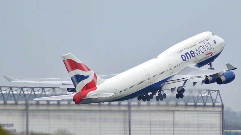 With Help From A Storm, A British Airways 747 Just Broke The Subsonic Trans-Atlantic Record