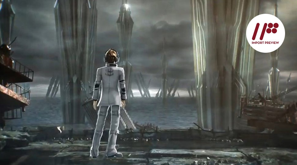 With Some Work, Freedom Wars Could Be The Vita's Next Big Game