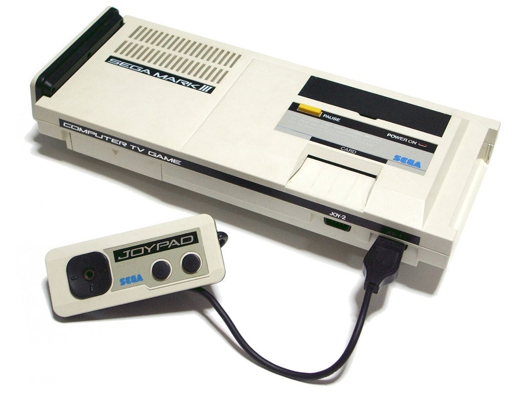 The Story of Sega's First Console (And It Wasn't The Master System)