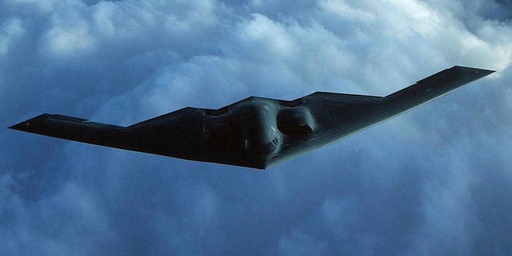 B-2 Spirit: America's Best Aeroplane Since the SR-71