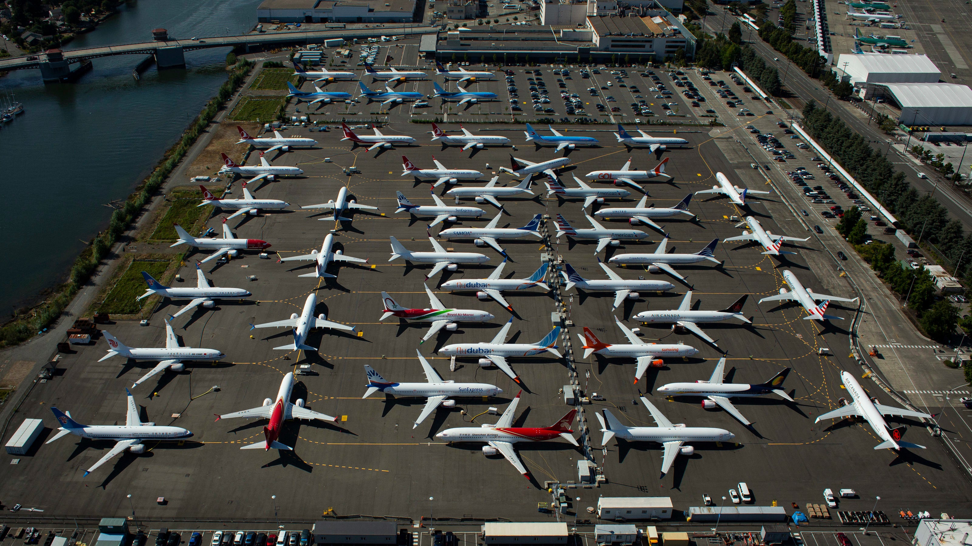 Report: Boeing Engineer Filed Ethics Complaint Over Scrapped 737 Max Safety System