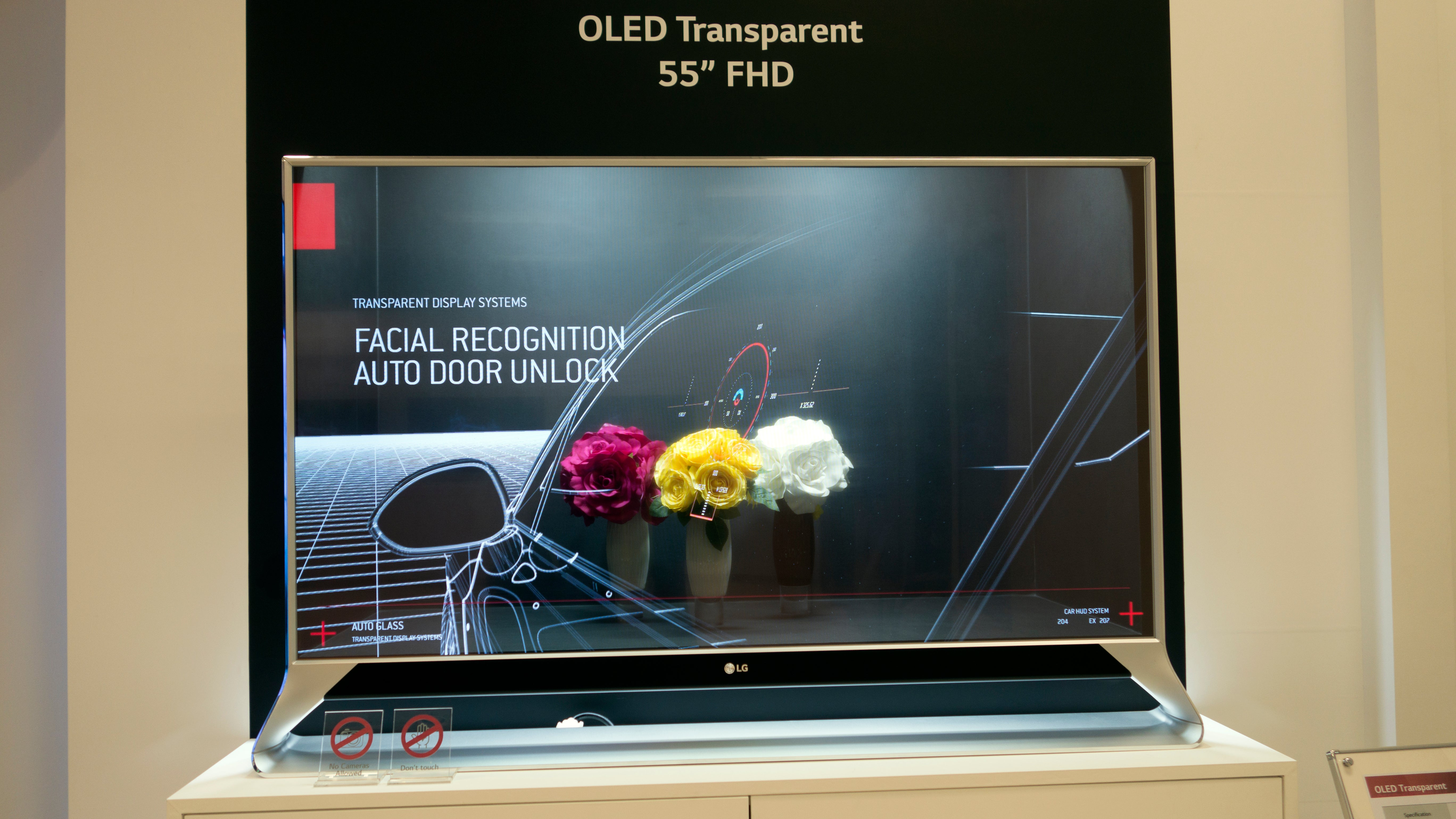 LG's Prototype Displays Are The Future Of Staring At TV Screens And Beyond