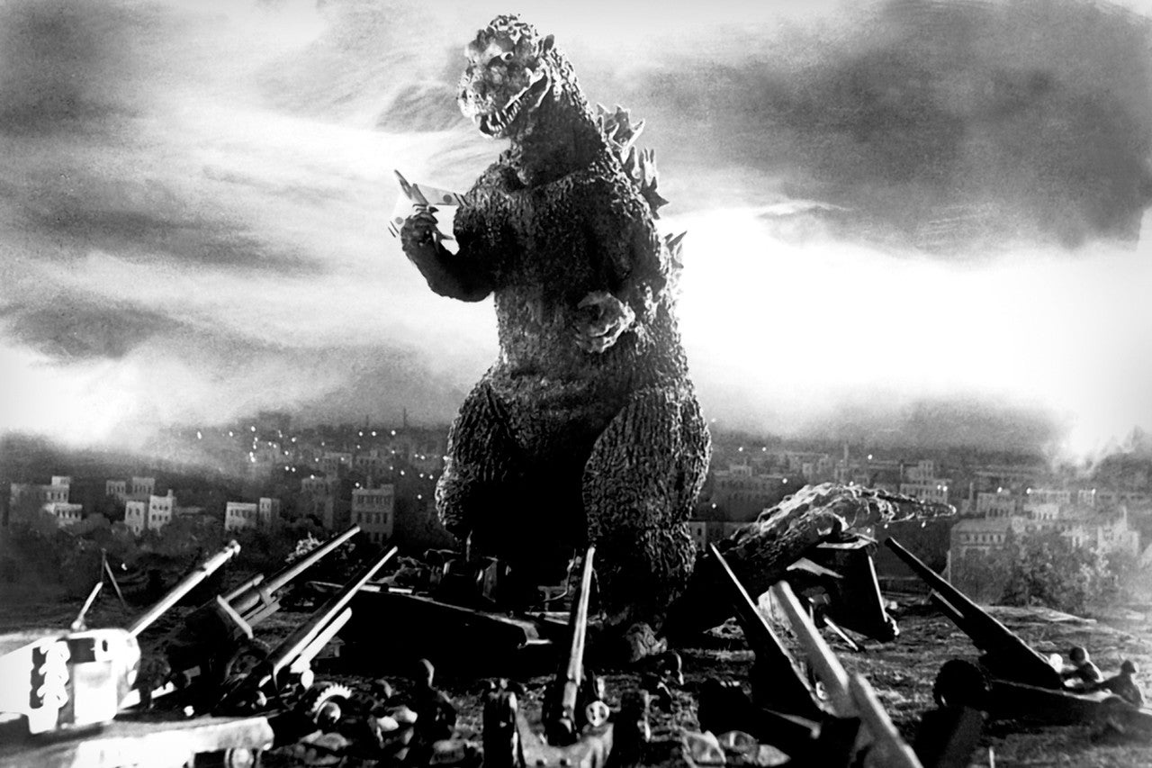 Ten Things You Might Not Know about Godzilla