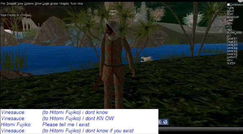 YouTuber's Journey Into Abandoned MMO Is Creepypasta Material