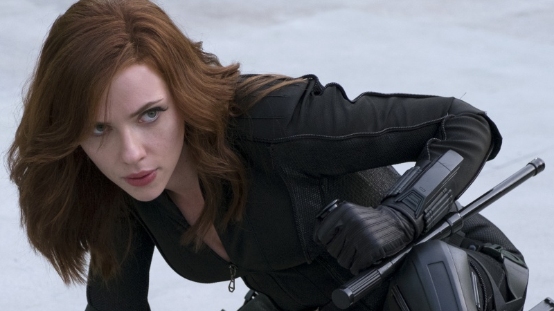Marvel And Scarlett Johansson Both Want A Black Widow Movie, Still Don't Do Anything About It