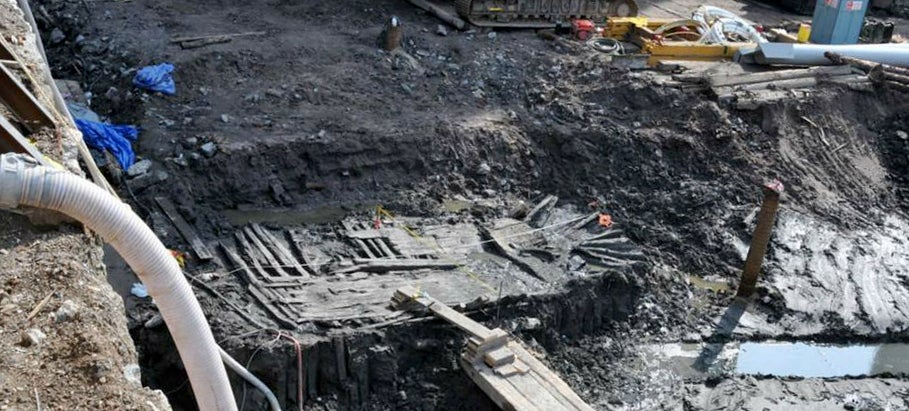 Scientists reveal the secrets of mysterious ship found under Twin Towers