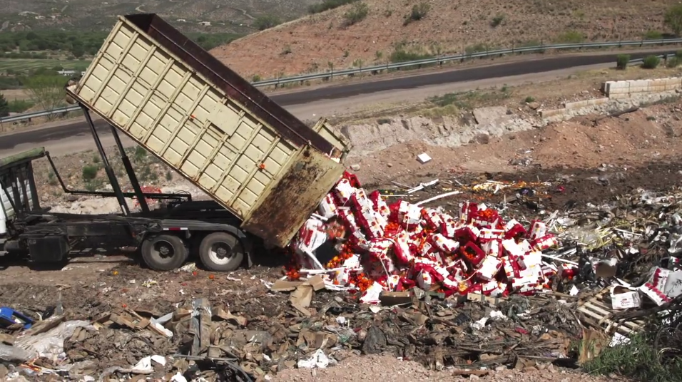 The Crazy, Broken Food Superhighway That Supplies America's Produce