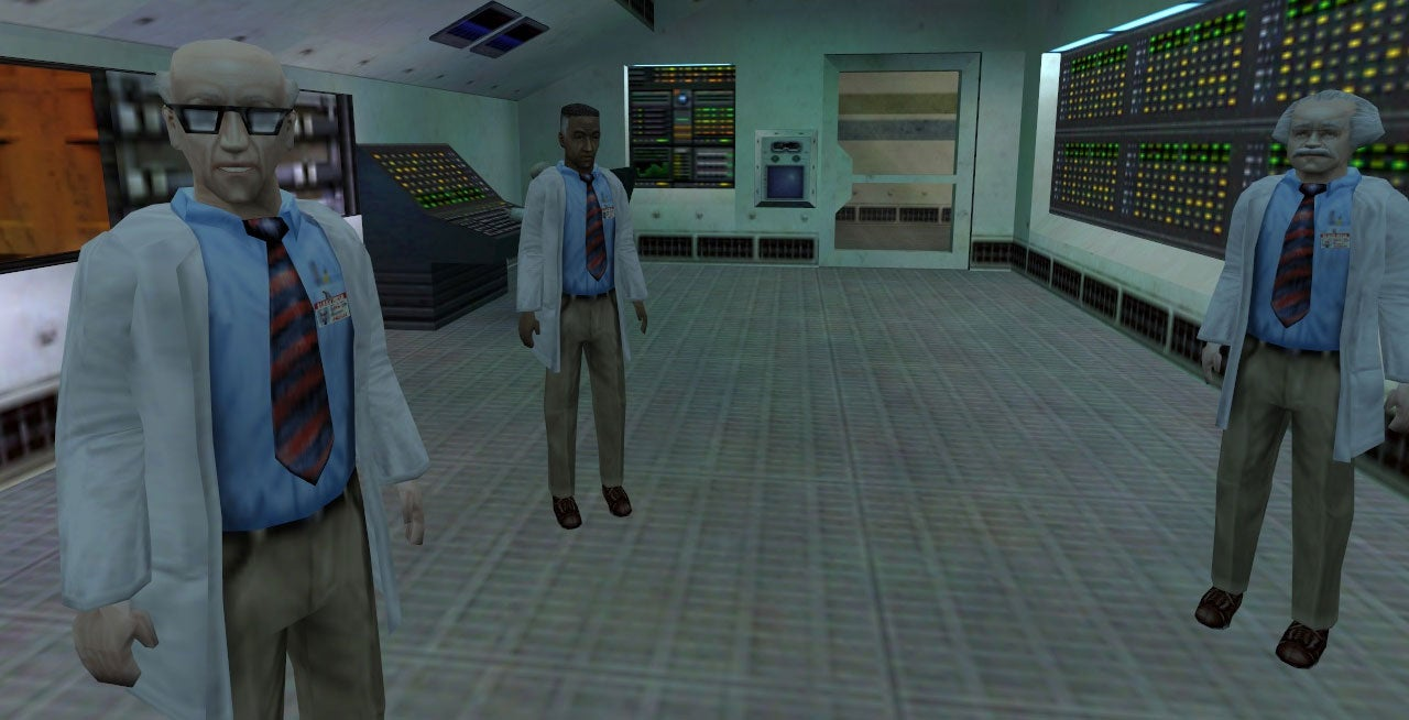 Half-Life Has a New Patch, 19 Years after Launch