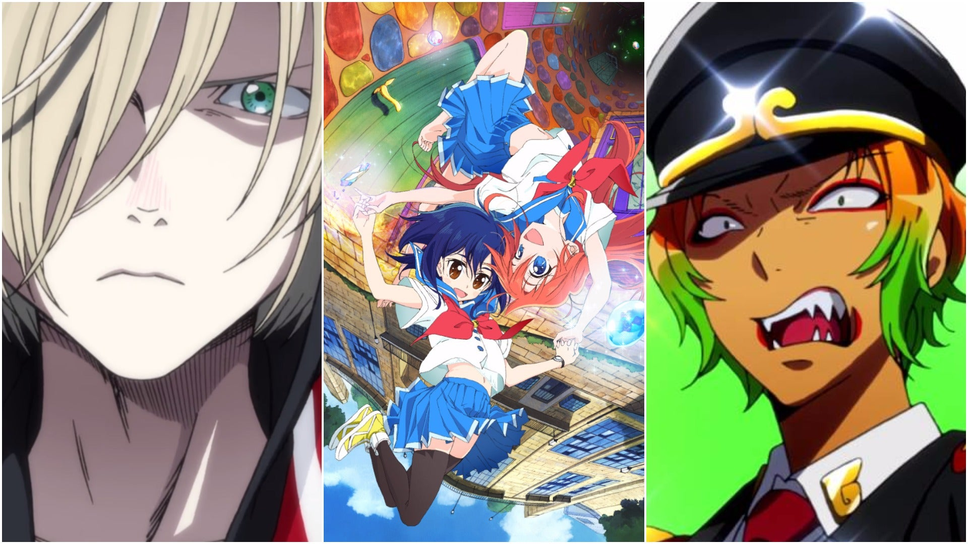Your Spring 2016 Anime Guide