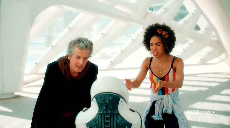 The New Trailer For Doctor Who Brings Back Almost Everything And Everyone