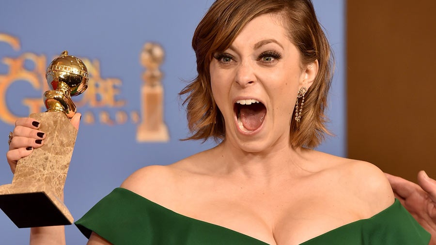 Podcast: Rachel Bloom's Journey From YouTube Hit To Golden Globe Winner