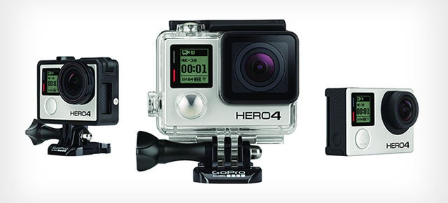 Huge GoPro Hero 4 Leak Reveals Silver And Black Edition Features