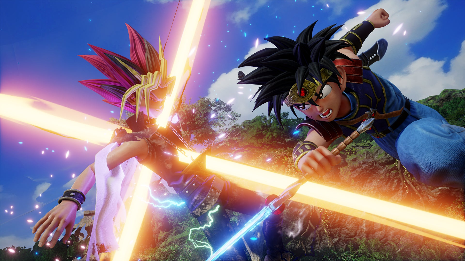 Jump Force Does A Lot Of Stuff Wrong, But The Fighting's Fine