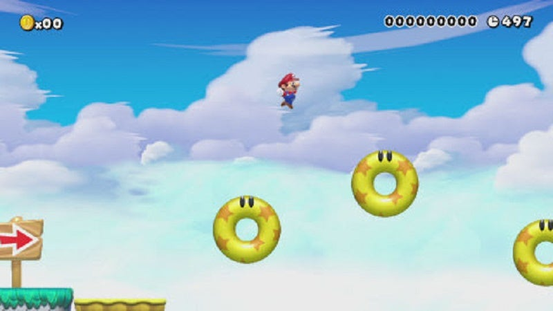 Super Mario Maker Gets Another Batch Of New Features