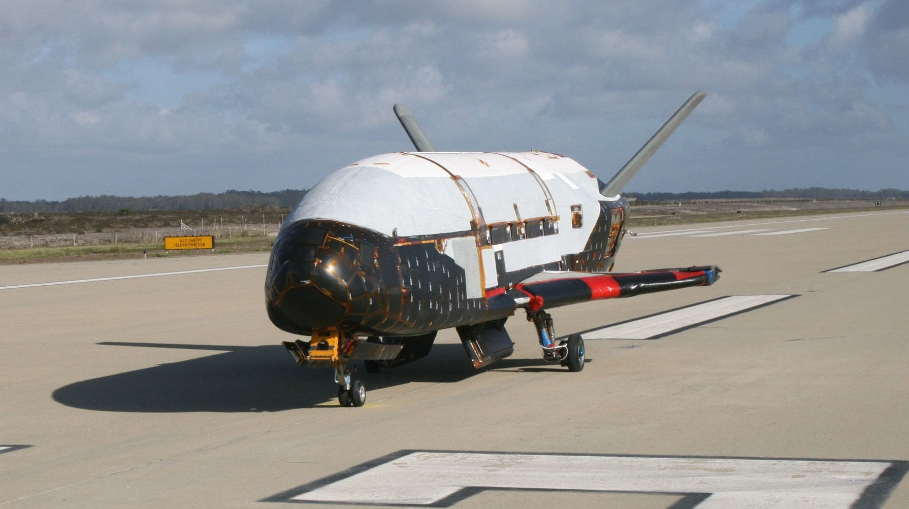 Top-Secret Space Plane Set To Launch On Not-So-Secret Science Mission