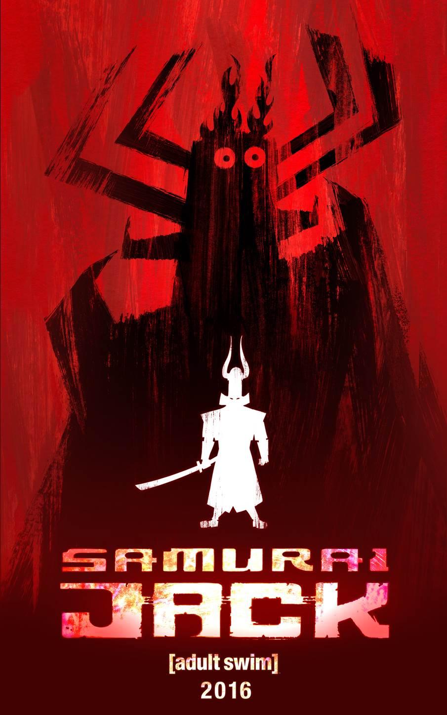 The Return of Samurai Jack Will Be A Bittersweet Reunion