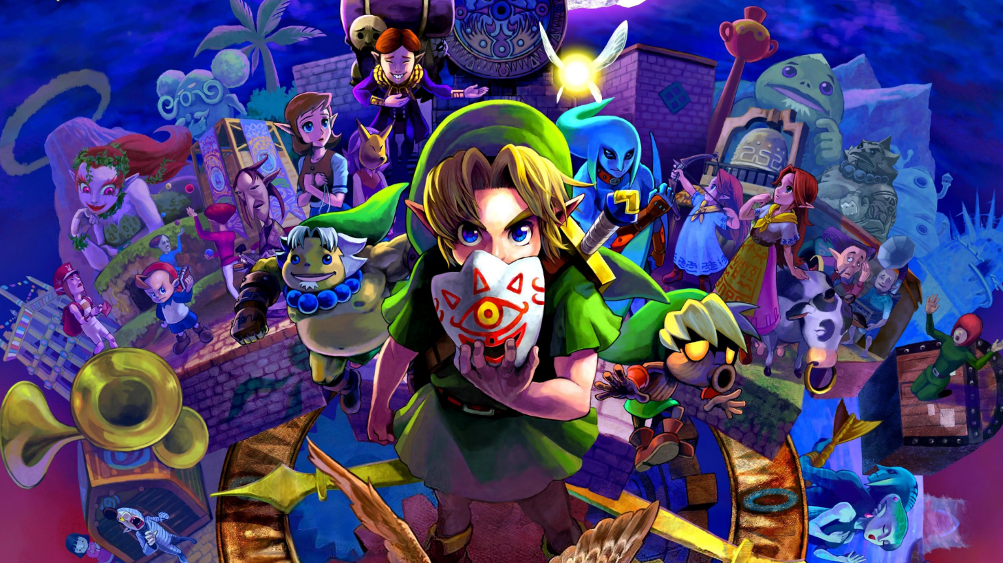 Players Find Holy Grail Of Majora's Mask Speedrunning