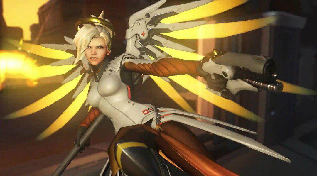 Blizzard Nerfs Mercy's Rez