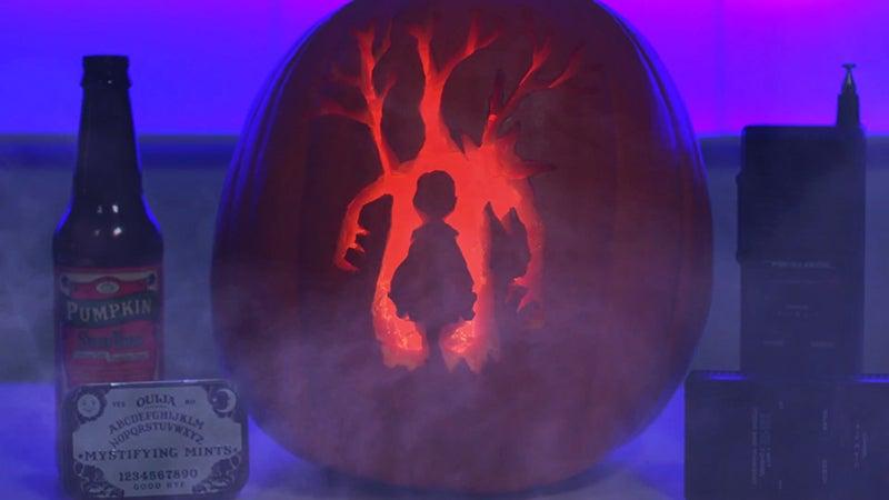 10 killer pumpkin carving ideas to win halloween gizmodo australia. Black Bedroom Furniture Sets. Home Design Ideas