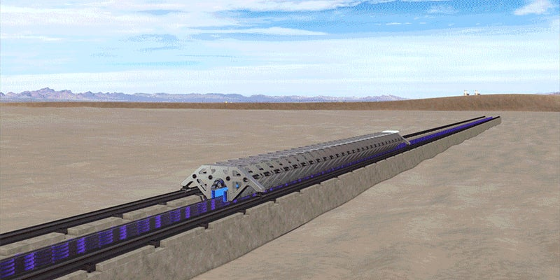 The Physics of the Hyperloop, Explained