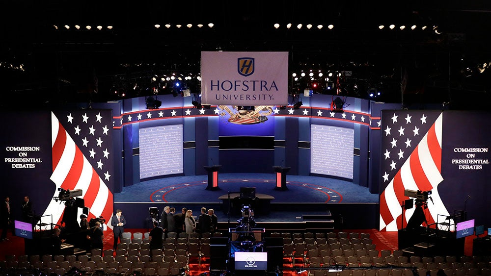 Journalists At The US Presidential Debate Must Pay $260 For Wi-Fi