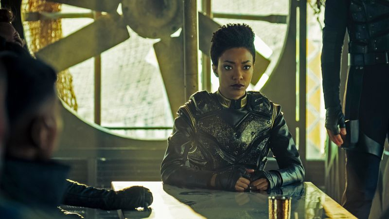 The CEO Of CBS Says Streaming Is Responsible For Star Trek: Discovery's Serialised Storytelling