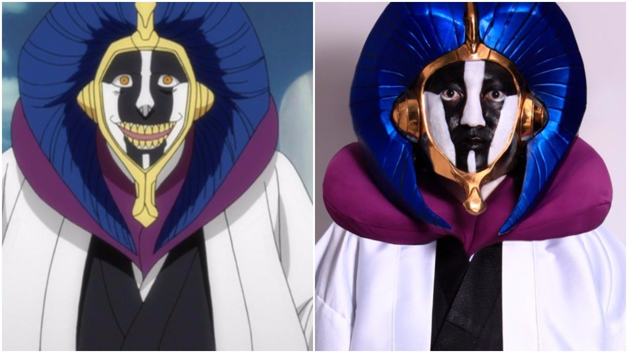 Bleach Creator Is Good At Bleach Cosplay