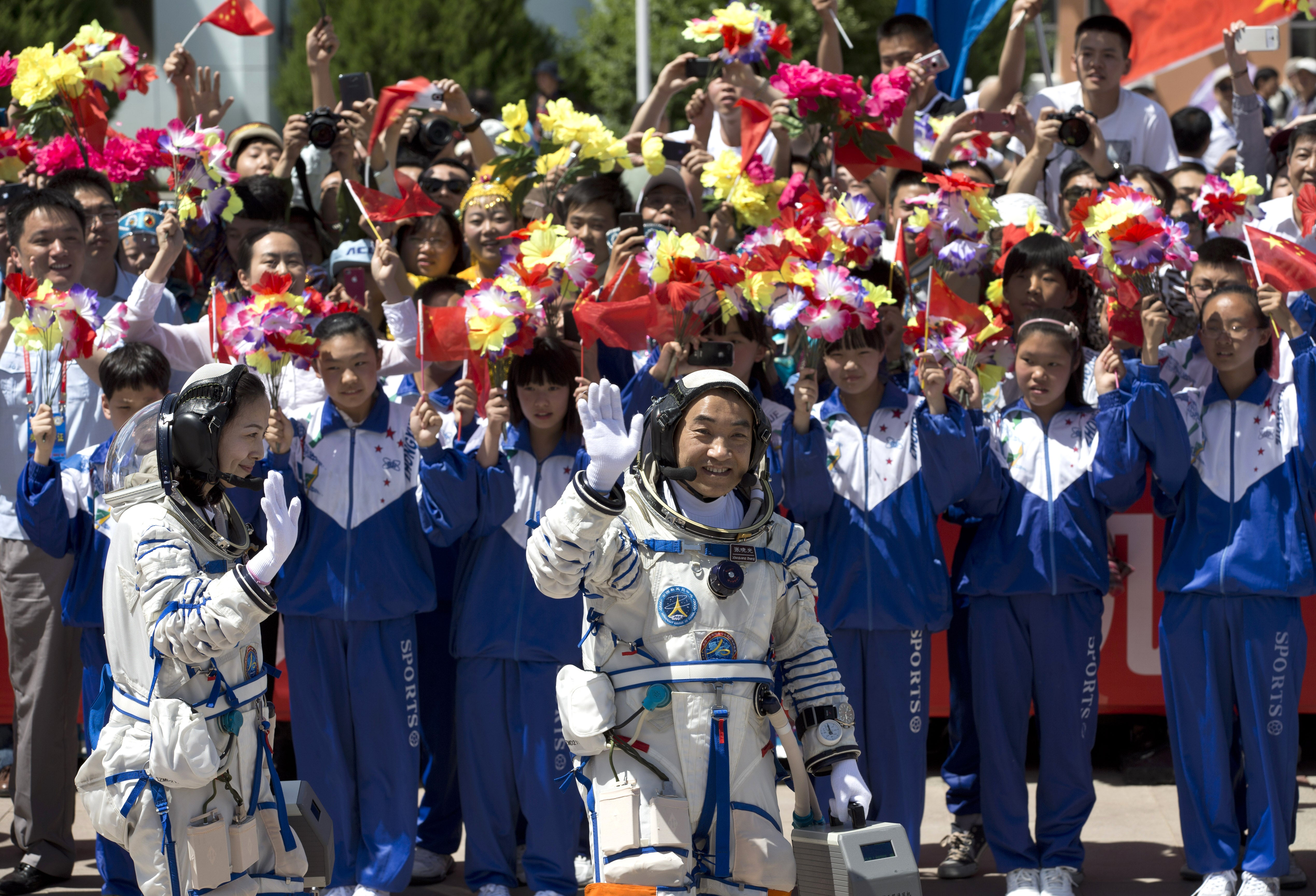 China Wants To Go To Mars And Beyond In The Near Future
