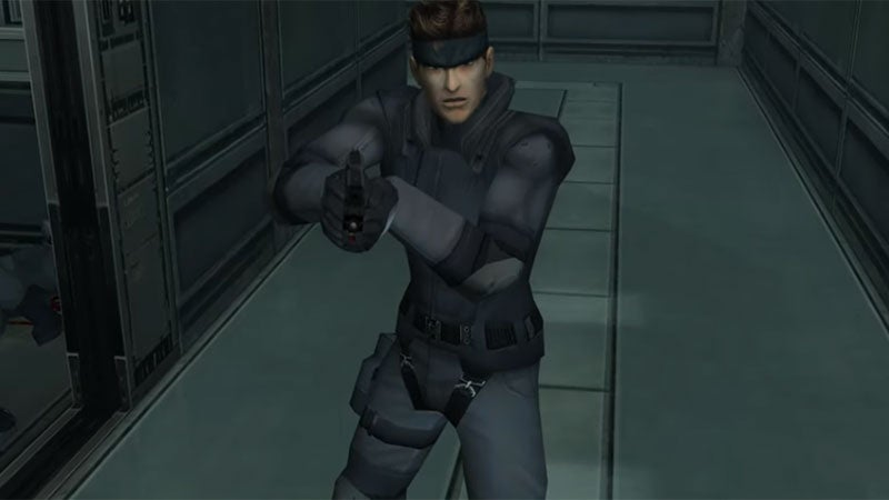 Metal Gear Solid Gets 4K Remaster Thanks To AI