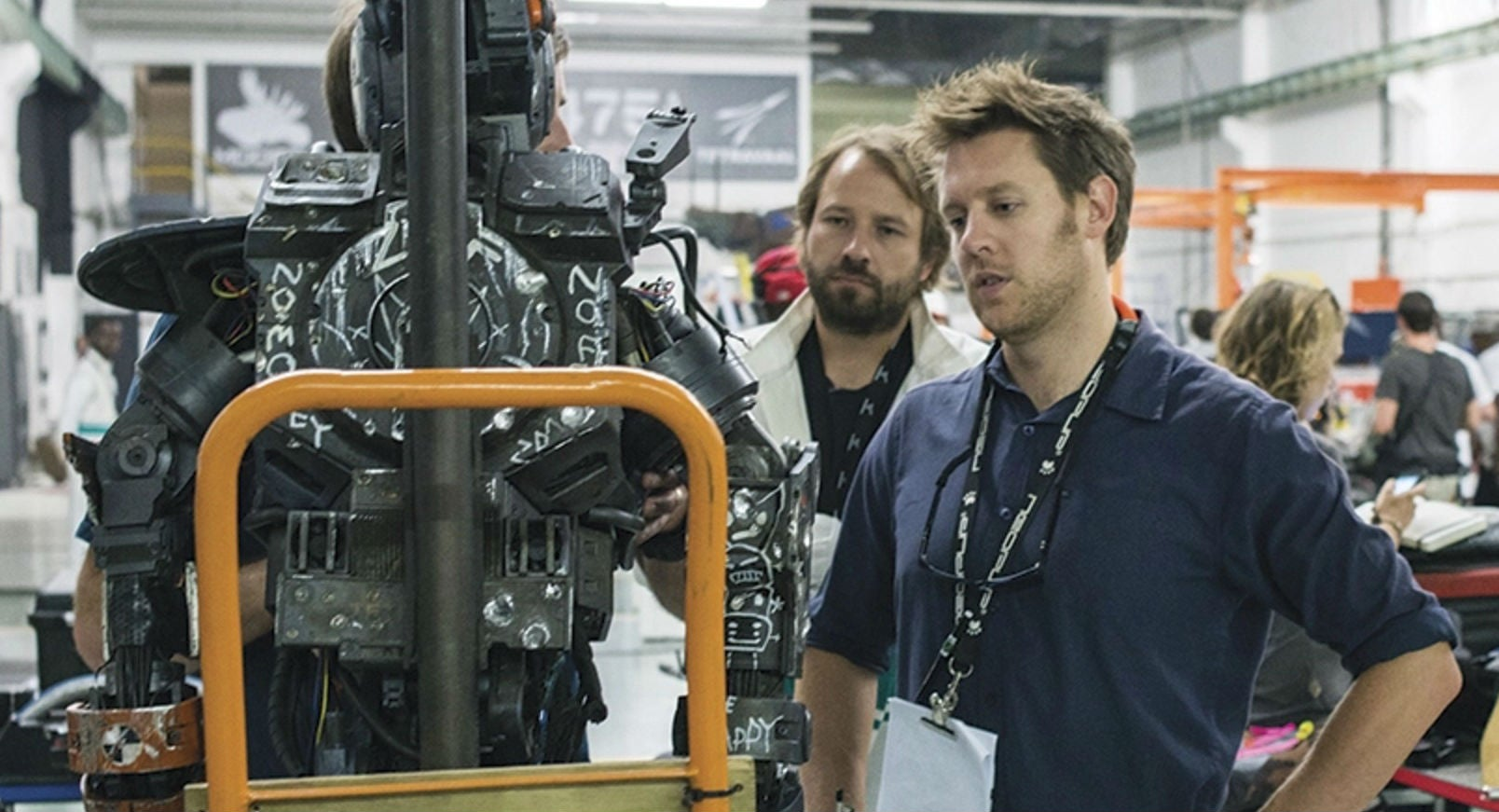 Neill Blomkamp Explains The Major Problems With His Film Chappie