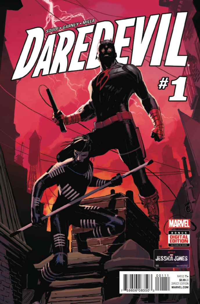 Marvel Comics Just Hit the Reset Button on Daredevil