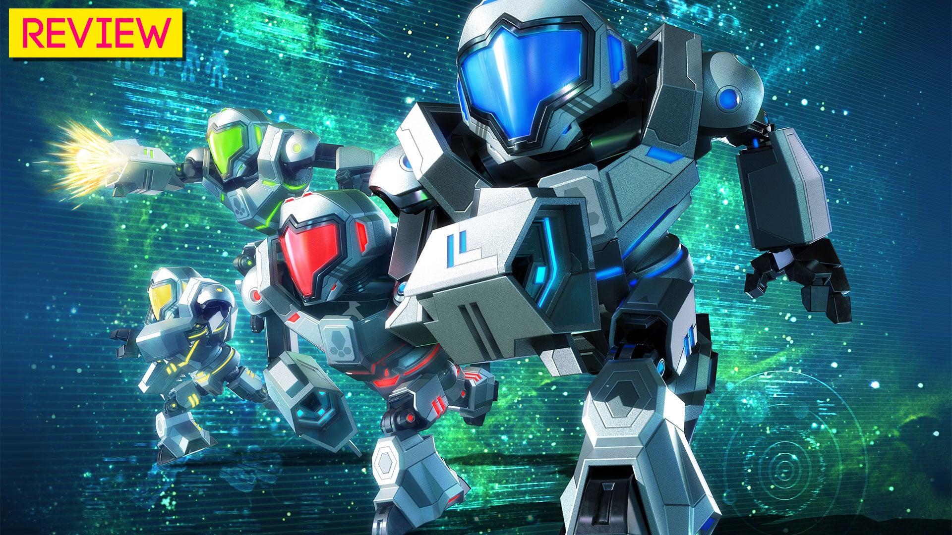 Metroid Prime: Federation Force: The Kotaku Review