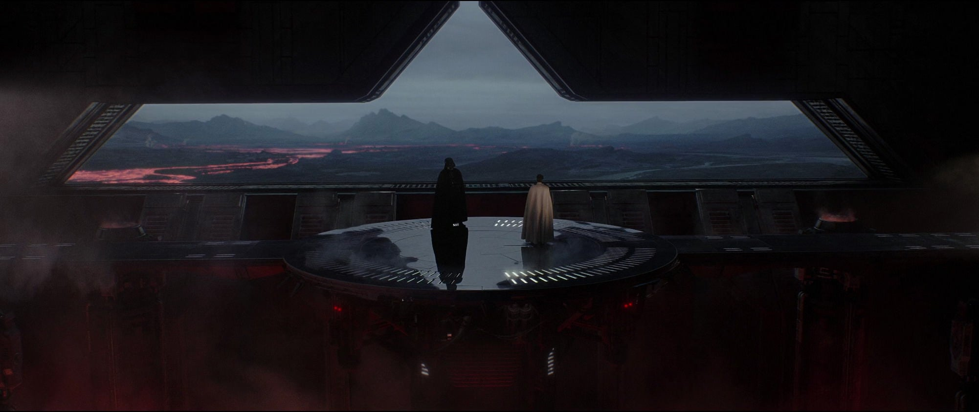 The Weird History Behind Darth Vader's Castle