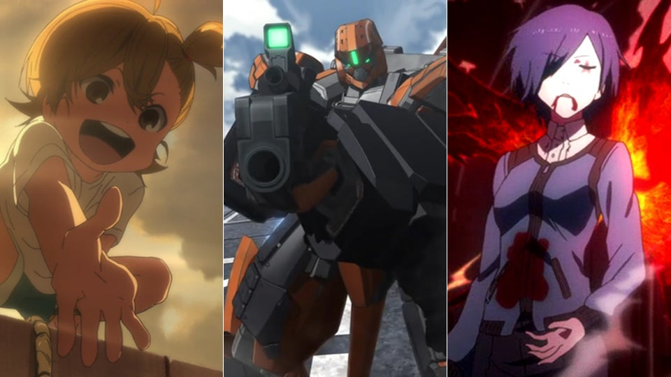 The Five Anime of Summer 2014 You Should Be Watching