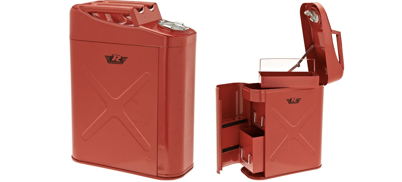 Be Prepared For Any Vehicular Emergency With a Gas Can Toolbox