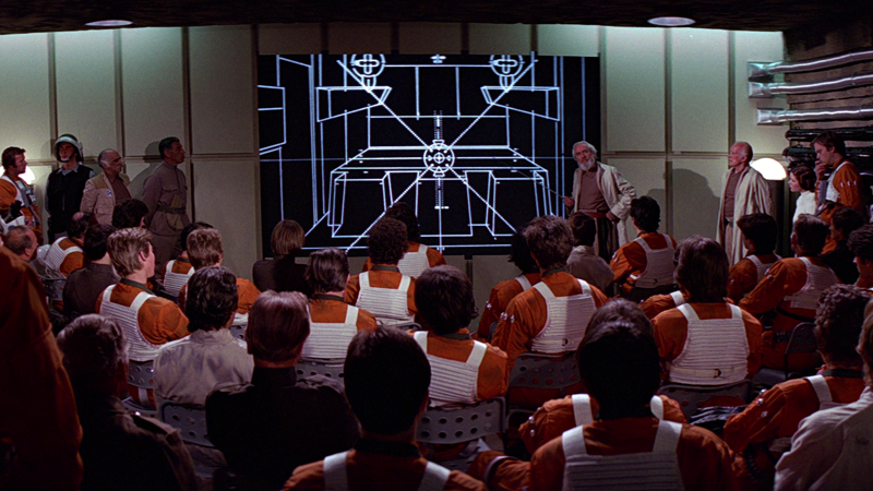 The Insanely Complex Way The Rebels Originally Got The Death Star Plans