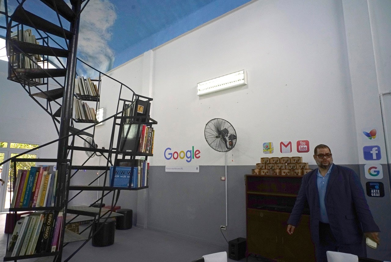 Google's New Cuban Tech Center Is a Symbolic Victory for Silicon Valley Elite