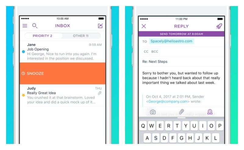 This App Uses Artificial Intelligence To Manage Your Inbox