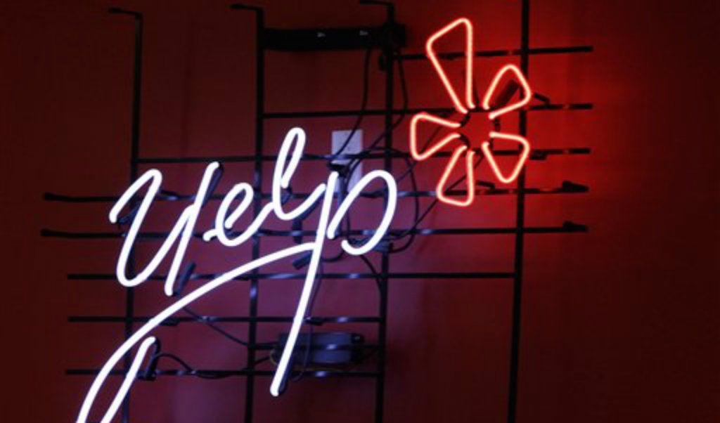 Yelp's Original Business Model Was to Just Berate People Over Email